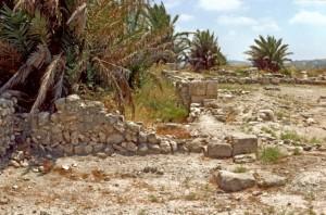 Megiddo - residence of Solomon's chariot commanders.