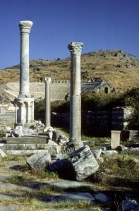 Ephesus, in modern Turkey, is the best-preserved classical city on the Mediterranean, and one of the best places in the world to get the feeling for what life was like for early Christians in Roman times.