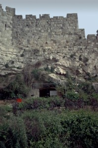 Jerusalem, Solomon's quarries