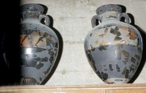 Corinth pottery