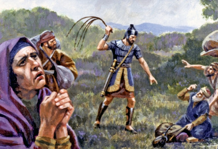 Babylonian Captivity Bob S Boy S Christianity Blog