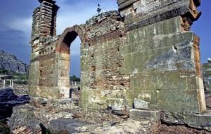 Philippi Basilica A
