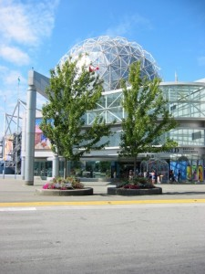 Science museum, Vancouver