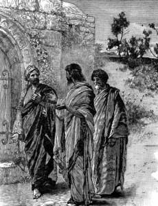 Christ at Gadara.